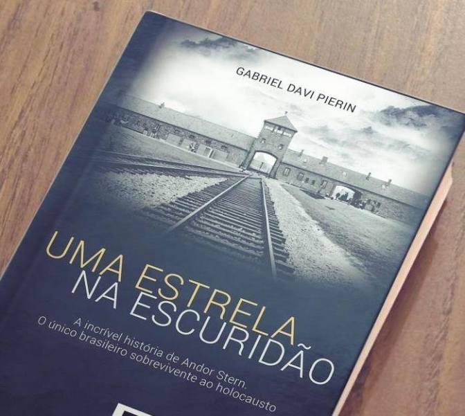 Historiador lança livro sobre único brasileiro sobrevivente ao Holocausto