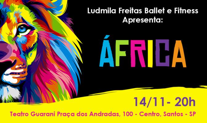 Teatro Guarany recebe espetáculos 'África' e 'Alice' nesta smeana