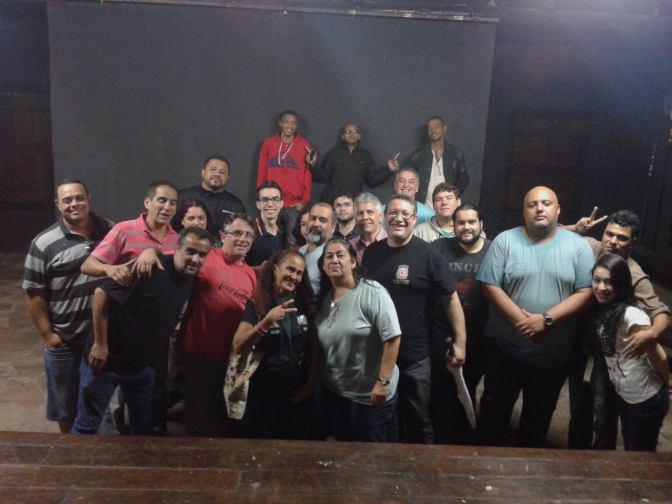 Artistas propõem semana cultural no aniversário de São Vicente