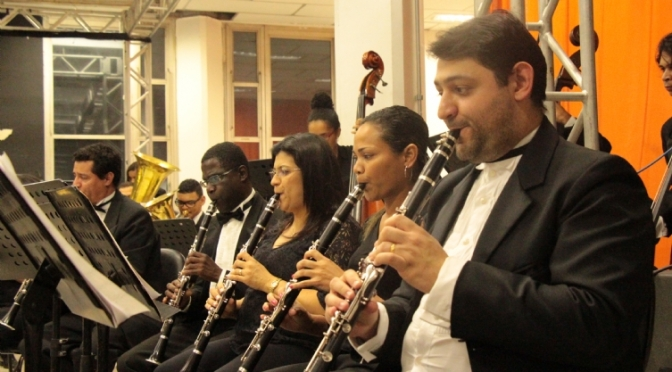 Banda Sinfônica de Cubatão revisita grandes compositores