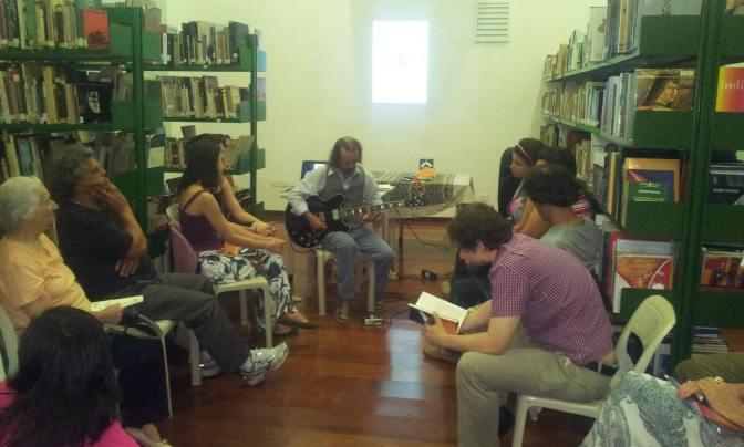 Alessandro Atanes participa do Leia Santos neste sábado