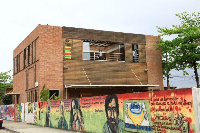Arte no Dique ganhará restaurante para atender a Vila Gilda