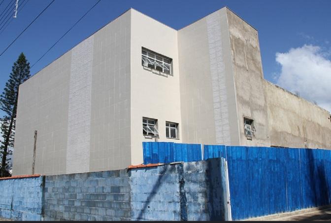 Anfiteatro terá moderno sistema de climatização e acústica