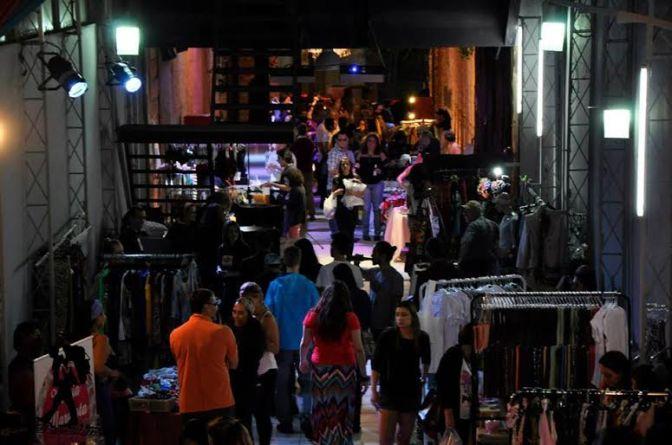 Neste sábado tem Bazar Cafofo no Galpão Tremendão em Santos