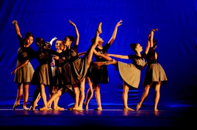 Aluno de ballet de Bertioga recebe bolsa em SP