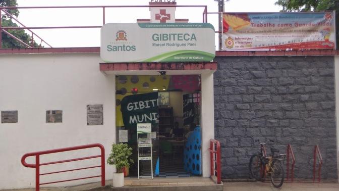 Gibiteca comemora 23 anos em fim de semana repleto de atividades