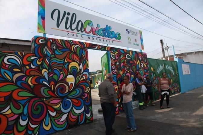 Vila Criativa da Zona Noroeste abriga a 1ª 'Loja de Rua'