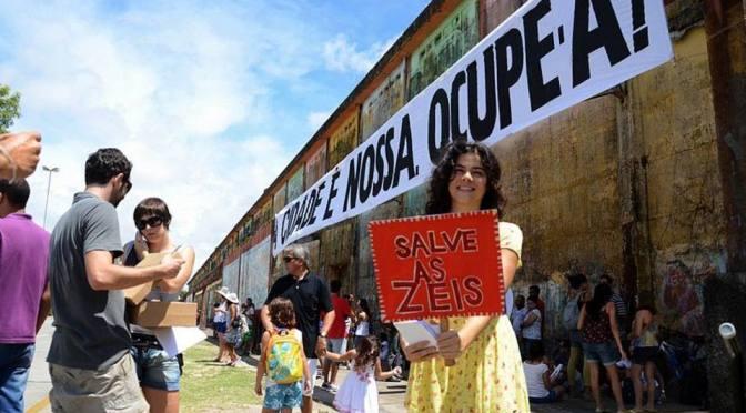 Emergências: Iphan acena em apoio ao Ocupe Estelita