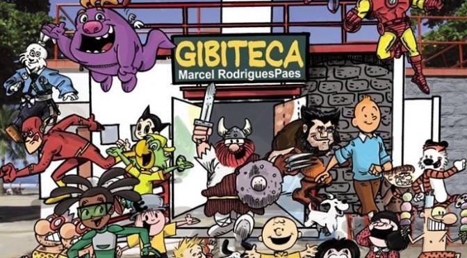 Gibiteca abre inscrições para a primeira oficina gratuita de 2016