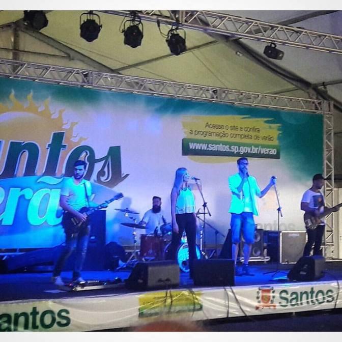 Confira programação das tendas de Santos até 24 de janeiro