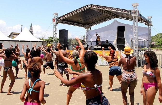 Arena Cibratel promove show especial de Carnaval