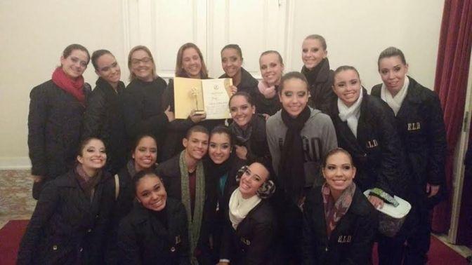 Cia. Santista de Dança Adulta conquista prêmio internacional