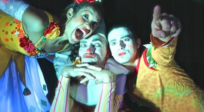 Teatro Aberto mostra espetáculos em contêiner no Arena Santos