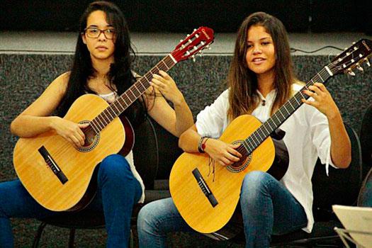 Sectur de PG convoca inscritos em lista de espera para cursos de teatro e violão