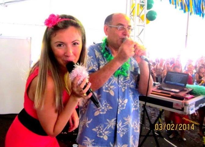 Via Mari agita todo o Carnaval no Clube Internacional de Regatas