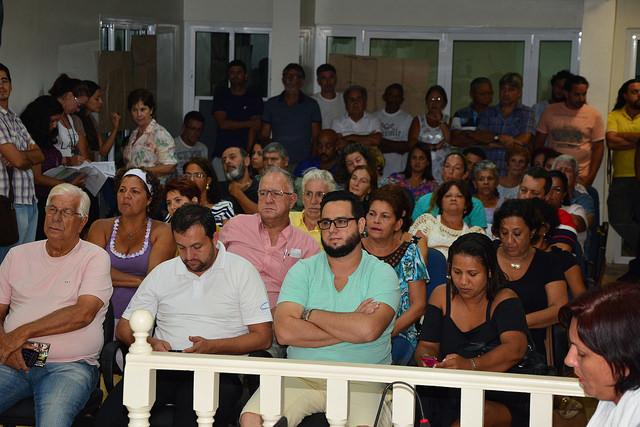Audiência reúne mais de 70 para debater rumos da Cultura em Bertioga