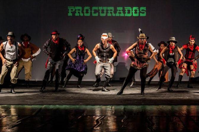 'Os Procurados' traz dança de rua e faroeste para o Guarany