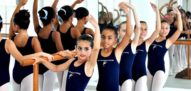 Oficina de balé abrirá inscrições para crianças em Itanhaém