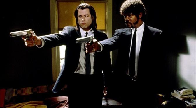 'Pulp Fiction' é exibido no Cineclube Lanterna Mágica nesta quarta
