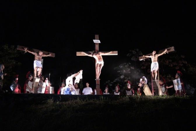 Encenação da Paixão de Cristo de Cubatão será dia 25 de março, no Parque do Trabalhador