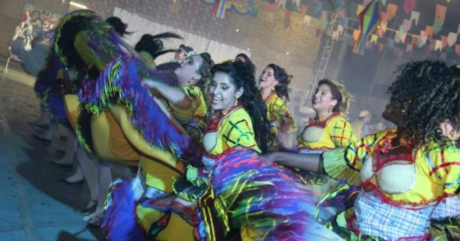 Com brincantes, Prefeitura de SV reassume 4º Festival de Quadrilhas Juninas