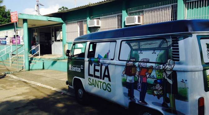 Projetos da Secult de Santos aceitam doações de livros e gibis