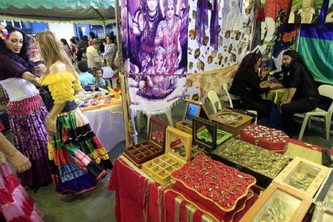 Festa Cigana Santa Sara Kali na Nova Cintra no sábado