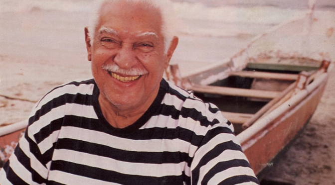 Concha Acústica recebe homenagem a Dorival Caymmi