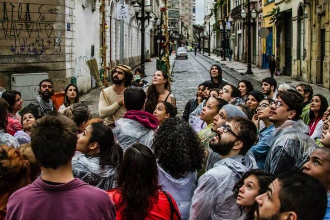 FESTA 58 abre edital para grupos de teatro da Baixada Santista