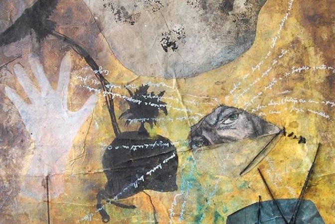 Em Santos, exposição de Diogo Nogue propõe reflexão sobre o medo