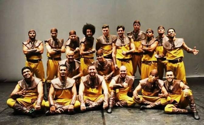 Dança de Rua do Brasil faz 'flash mob' no Gonzaga