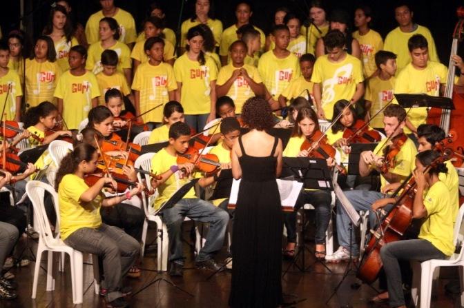 Em Santos, Projeto Guri abre inscrições para segundo semestre