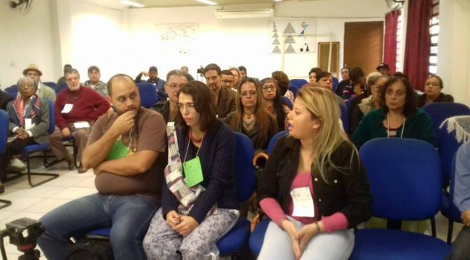 4º Fórum Vicentino de Cultura reúne propostas a serem levadas aos prefeituráveis