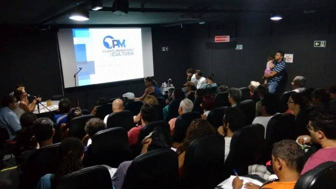 Conselho de Cultura discute Plano Municipal de Cultura de Santos dia 30
