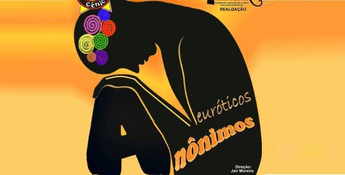 'Neuróticos Anônimos' em cartaz nas Oficinas Culturais de SV