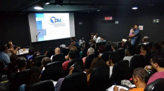 Concult aprova sistematização do Plano Municipal de Cultura de Santos