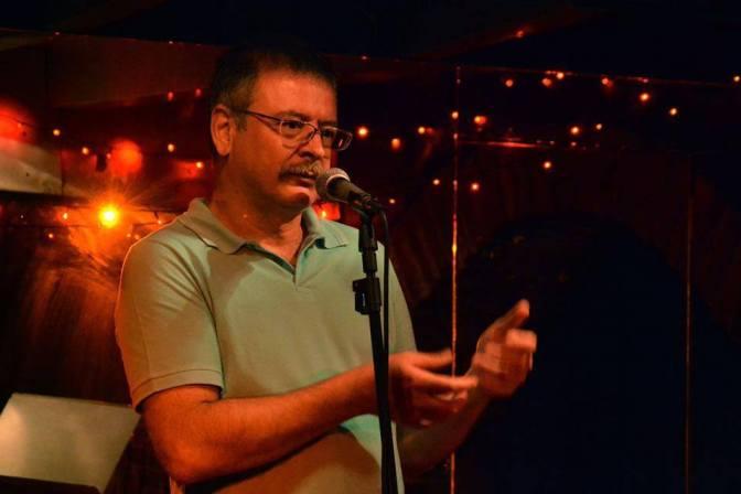 Manoel Herzog realiza curso 'Sonetos de Amor em P&B' em Cubatão