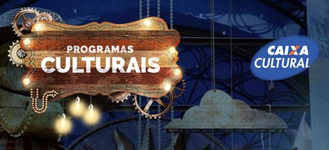 Caixa Cultural lança editais de ocupação artística e patrimônios