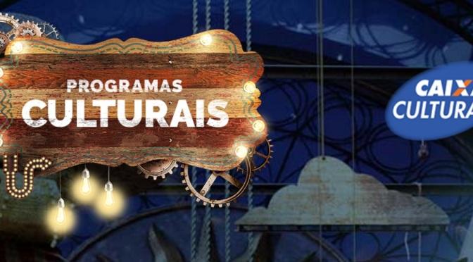 Caixa Cultural abre edital para festivais de artes cênicas e novos artistas