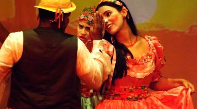'Romeu e Julieta! A Comédia mais arretada do sertão?' no Teatro Procópio Ferreira