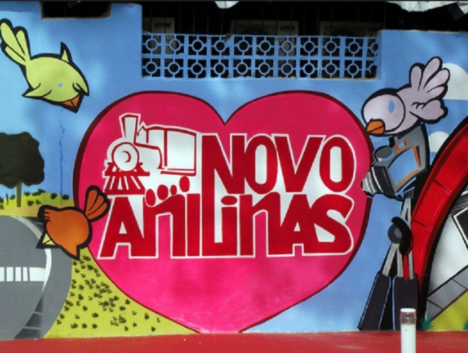 Conheça história: Parque Novo Anilinas de Cubatão