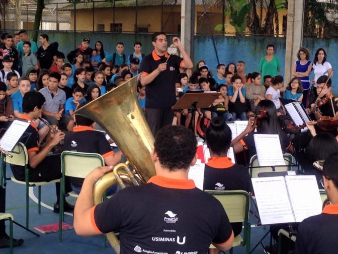 Festival Música na Serra começa nesta semana em Cubatão