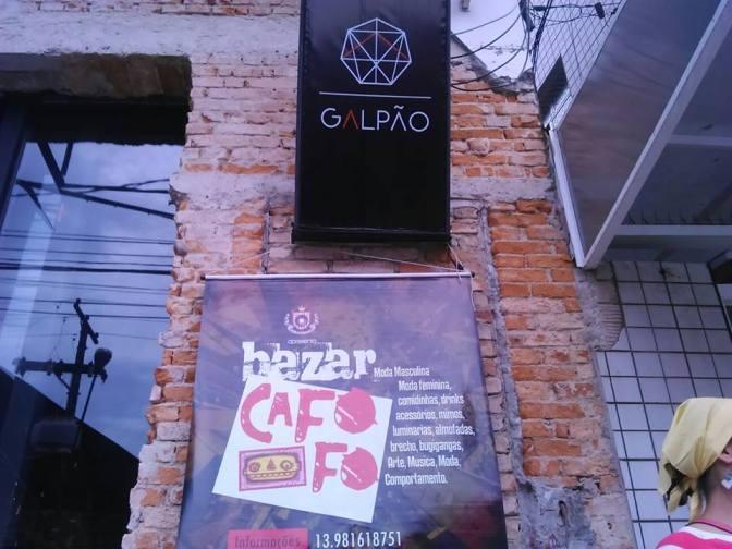 Pioneiro, Bazar Cafofo realiza edição neste dia 9 no Tremendão