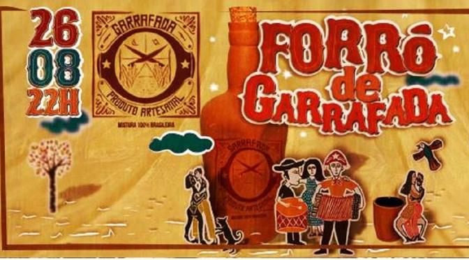 'Forró da Garrafada' ocupa o Centro de Santos no próximo dia 26