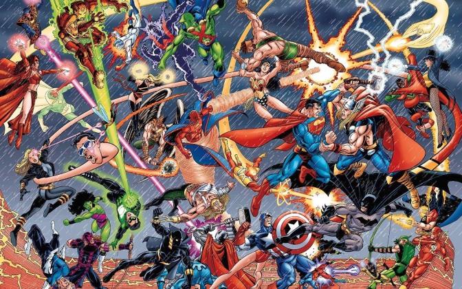'O que a Marvel faz de diferente da DC' é tema da debate na Gibiteca de Santos