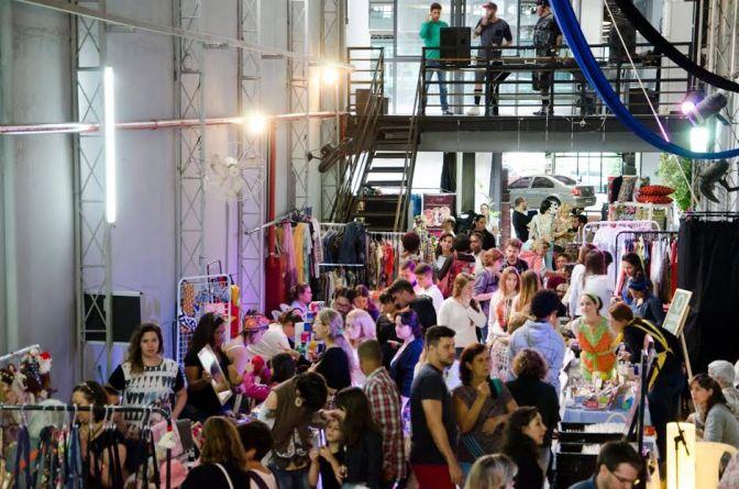 Bazar Cafofo tem nova edição no Galpão Tremendão no dia 20