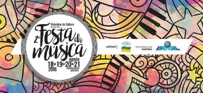 Santos recebe 2ª Festa da Música de 18 a 21 de agosto; confira programação