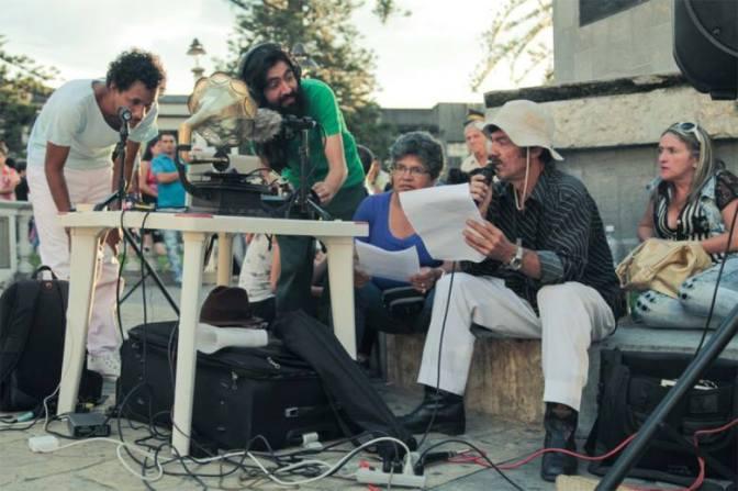 Camilo Cantor: 'Da Colômbia, o Sonema é um laboratório de experimentações sobre o som'