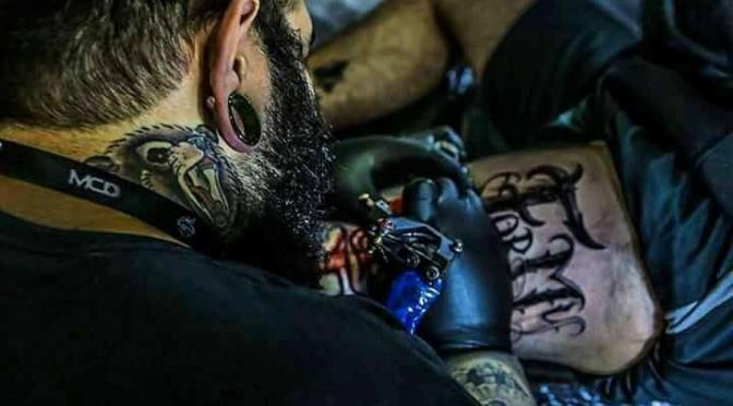 Workshop gratuito de tatuagem nas Oficinas Culturais de SV
