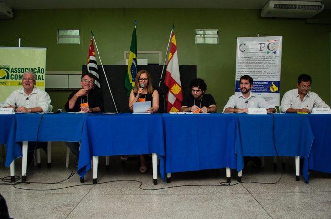 Opinião: Só Alfredo, Kayo e Marcelo debatem com o Conselho de Cultura em SV